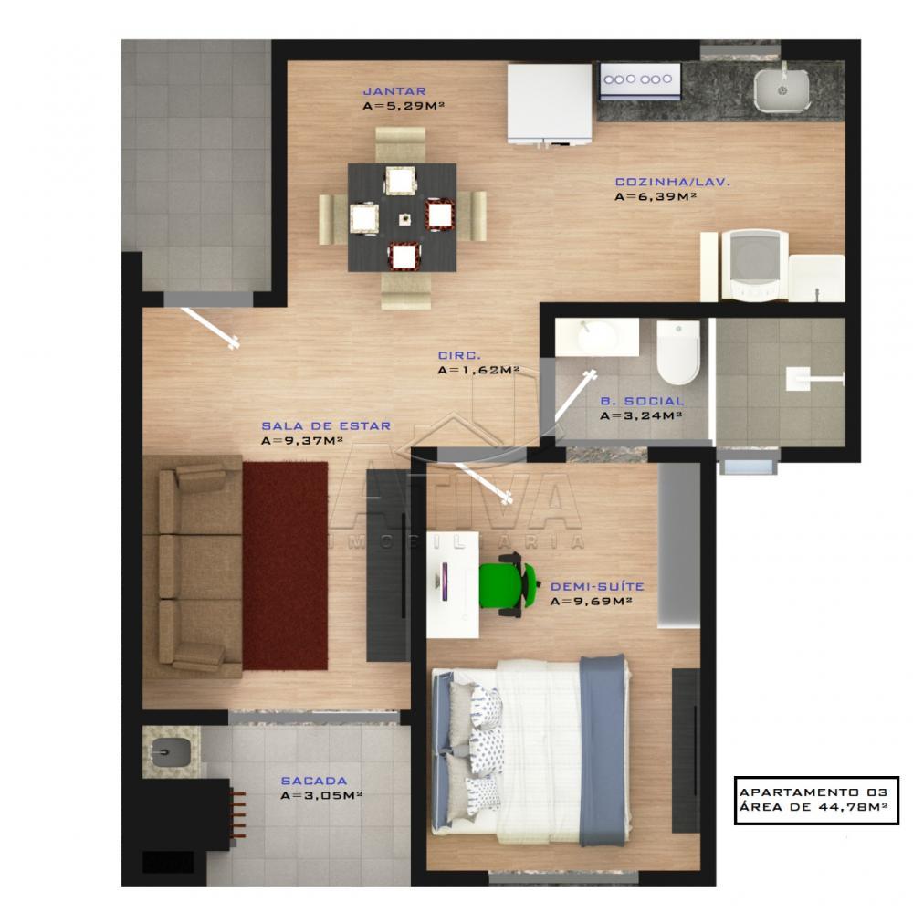 Comprar Apartamento / Padrão em Toledo apenas R$ 197.610,00 - Foto 3