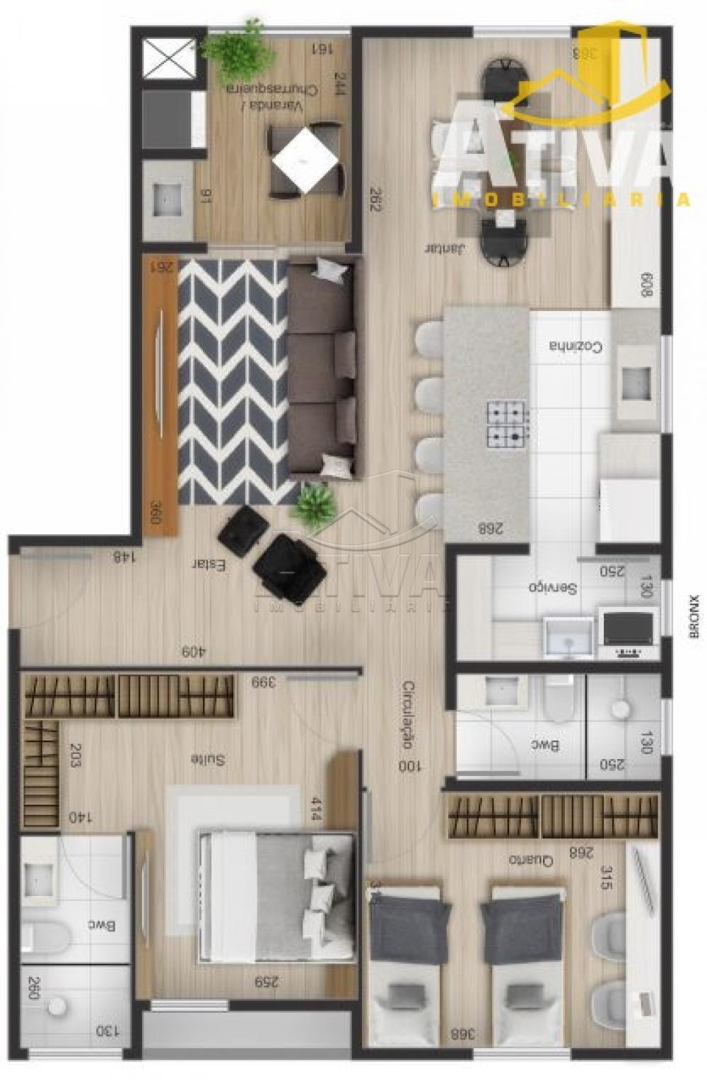 Comprar Apartamento / Padrão em Toledo apenas R$ 635.547,11 - Foto 6