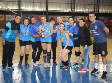 14º Campeonato de Voleibol Feminino Imobiliária Ativa