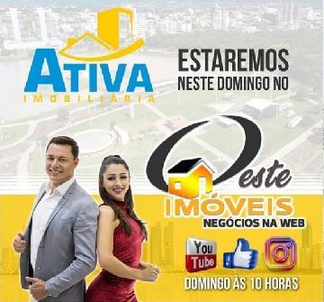 Imobiliária Ativa no Programa Oeste Imóveis Negócios na Web!