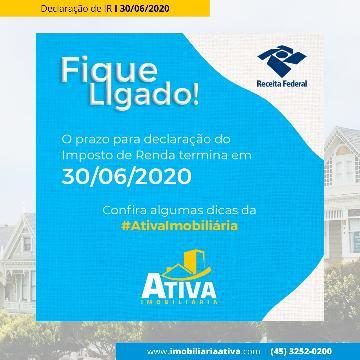 Dicas Imobiliária Ativa para Declaração do Imposto de Renda 2020