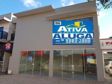 Comercial / Sala Comercial em Toledo Alugar por R$2.300,00