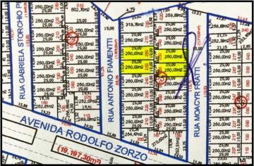Alugar Terreno / Lote em Toledo. apenas R$ 115.000,00